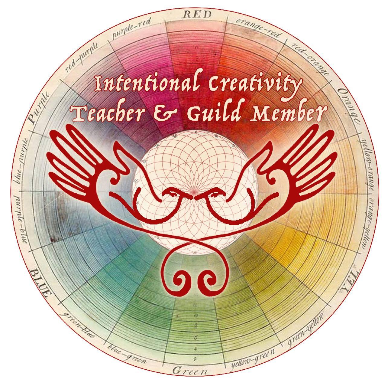 Intentional Creativity Teacher and Guild Member